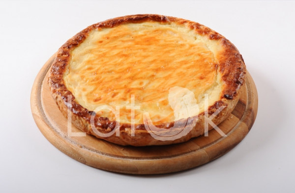 Пирог с лимоном