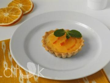 Тарта Чиз Апельсин
